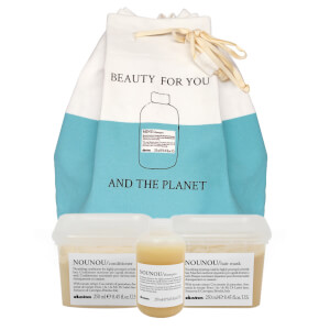 Davines Essentials NouNou Trio Pack (Worth $121.00)