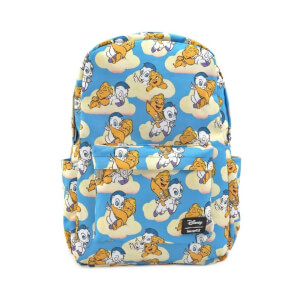 Loungefly Disney Baby Hercules and Pegasus AOP Nylon Backpack