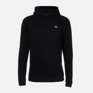 MP Men's Essentials Hoodie - Black
