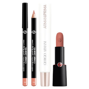Giorgio Armani Lip Essentials Bundle