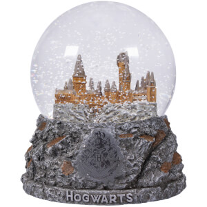 Harry Potter Hogwarts Castle Snow Globe
