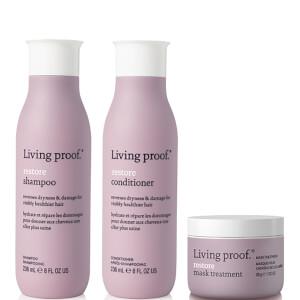 Living Proof Restore Hair Bundle