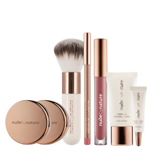 nude by nature Glisten Good for You Essential Collection - Medium