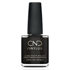 CND Vinylux Black Pool Nail Varnish 15ml
