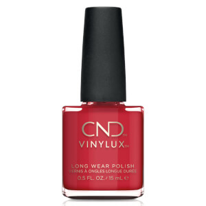 CND Vinylux Rouge Red Nail Varnish 15ml