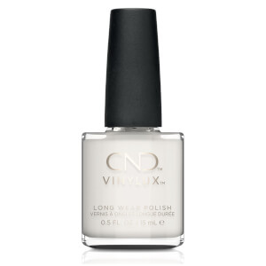 CND Vinylux Studio White Nail Varnish 15ml