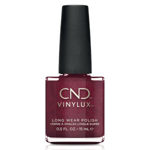 CND Vinylux Crimson Sash Nail Varnish 15ml