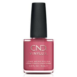 CND Vinylux Irreverant Rose Nail Varnish 15ml