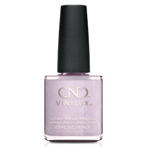 CND Vinylux Lavender Lace Nail Varnish 15ml