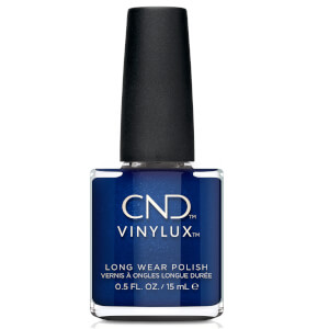 CND Vinylux Sassy Sapphire Nail Varnish 15ml - Exclusive