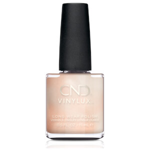 CND Vinylux Lovely Quartz Nail Varnish 15ml - Exclusive