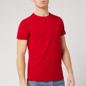 Tommy Hilfiger Men's Slim Fit T-Shirt - Primary Red