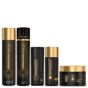 Sebastian Professional Dark Oil Bundle + 2 Free Travel Sizes