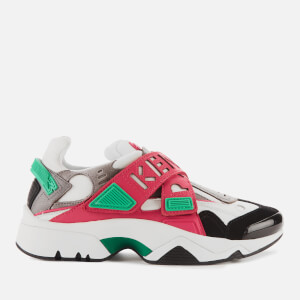 KENZO Women's Sonic Scratch Running Style Trainers - Multi