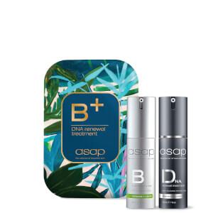asap B+ DNA Renewal Treatment Serum Celebration Pack (Worth $250.00)