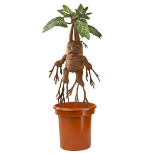 Harry Potter Mandrake Electronic Interactive Plush