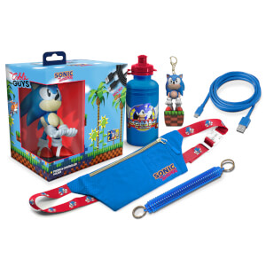 Sonic The Hedgehog Collectible Big Box