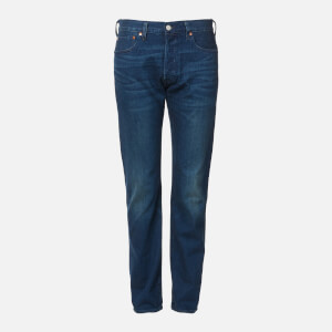 Levi's Men's 501 Original Fit Jeans - Boared