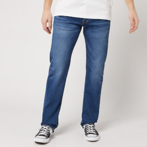 Levi's Men's 501 Original Fit Jeans - Key West Sky