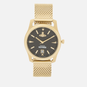 Vivienne Westwood Men's Holborn Watch - Gold