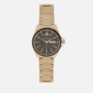 Vivienne Westwood Men's Camden Lock Watch - Gold