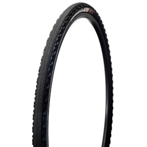 Challenge Chicane Tubeless Ready Clincher Tire - Black - 700 x 33c