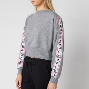 Guess Women's Hedda Sweatshirt - Griffith Heather