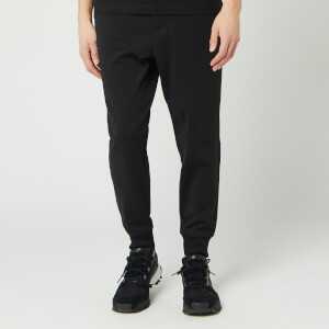 Y-3 Men's Classic Cuffed Track Pants - Black
