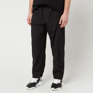 Y-3 Men's Travel Stretch Nylon Track Pants - Black