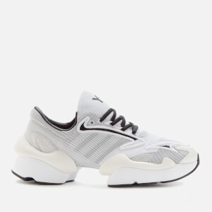 Y-3 Men's Ren Trainers - White/Black/Silver