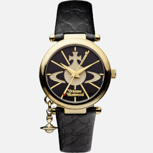 Vivienne Westwood Women's Orb II Watch - Black