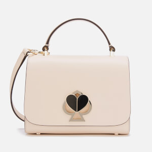 Kate Spade New York Women's Nicola Twistlock Small Top Handle Bag - Bare
