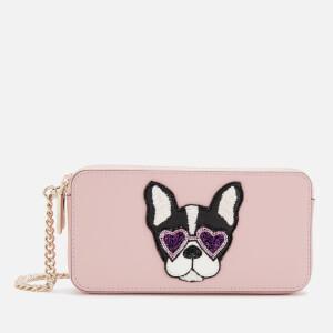 Kate Spade New York Women's Sylvia Francois Mini Cross Body Bag - Tutu Pink
