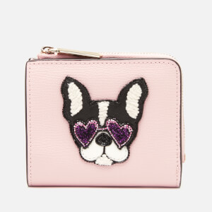 Kate Spade New York Women's Sylvia Francois Small Wallet - Tutu Pink