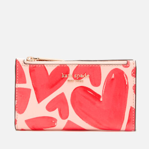 Kate Spade New York Women's Spencer Ever Fallen Small Wallet - Tutu Pink