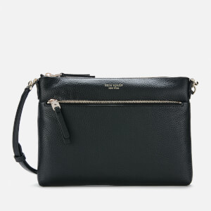 Kate Spade New York Women's Polly Medium Cross Body Bag - Black