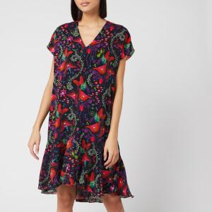 PS Paul Smith Women's Floral Print Short Dress - Multi