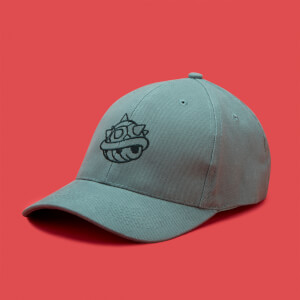 Mario Kart Spiny Shell Cap - Grey