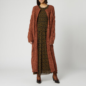 Free People Women's Keep In Touch Cardigan - Copper