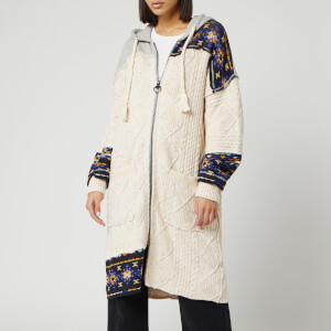 Free People Women's Capture The Moment Cardigan - Ivory