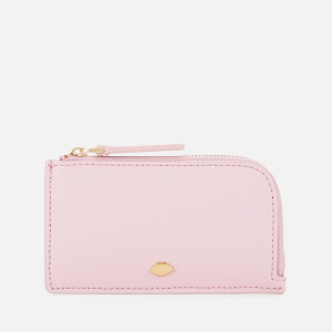 Lulu Guinness Women's Lip Pin Leah Wallet - Blossom
