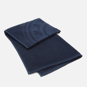 MP Large Beach Towel - Navy
