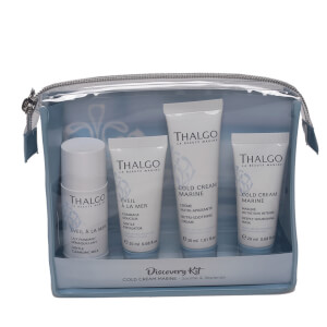 Thalgo Cold Cream Marine Discovery/Travel Kit (Worth $98.15)