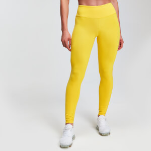 MP Power Mesh Dames Leggings - Buttercup