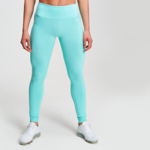 MP Power Mesh Női Leggings - Világos türkíz