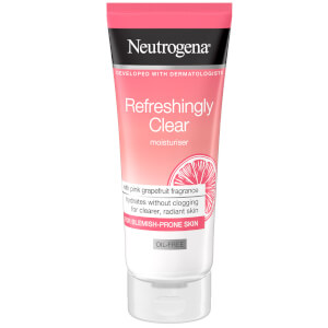 Refreshingly Clear Oil-Free Moisturiser 50ml