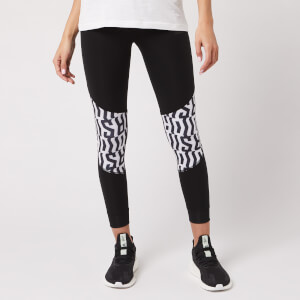adidas Women's Own the Run TKO Tights - Black