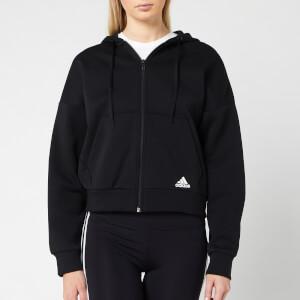 adidas Women's MH 3S DK Hoodie - Black