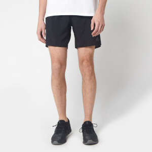 "adidas Men's Saturday Shorts 7"" - Black"