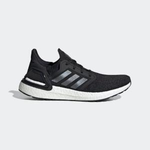 adidas Men's Ultraboost 20 Trainers - Core Black